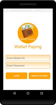 Wallet Paying - screenshot