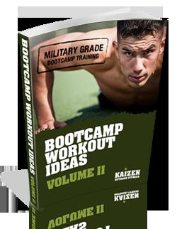 Bootcamp Workout Ideas Volume 2 - Kaizen Outdoor Fitness