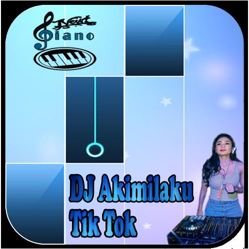 Dj Akimilaku Tik Tok Piano Tiles 8.0 screenshots 1