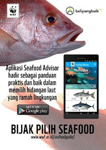 WWF Seafood Advisor- gambar mini screenshot