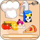 Play Pizza Maker Cooking Game icon