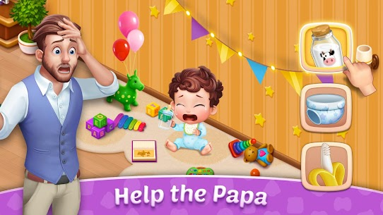 Baby Manor Mod Apk (Unlimited Money) 1