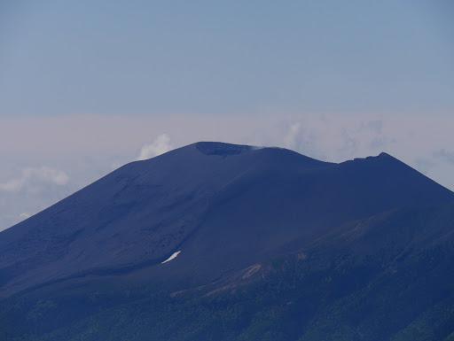 浅間山アップ
