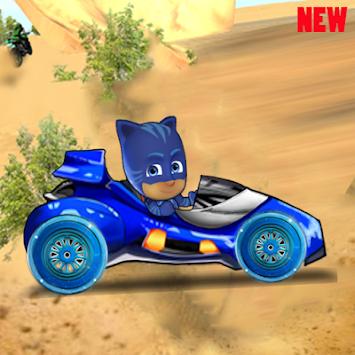 Cat Boy Pj Racers Masks APK by Entertainment One**