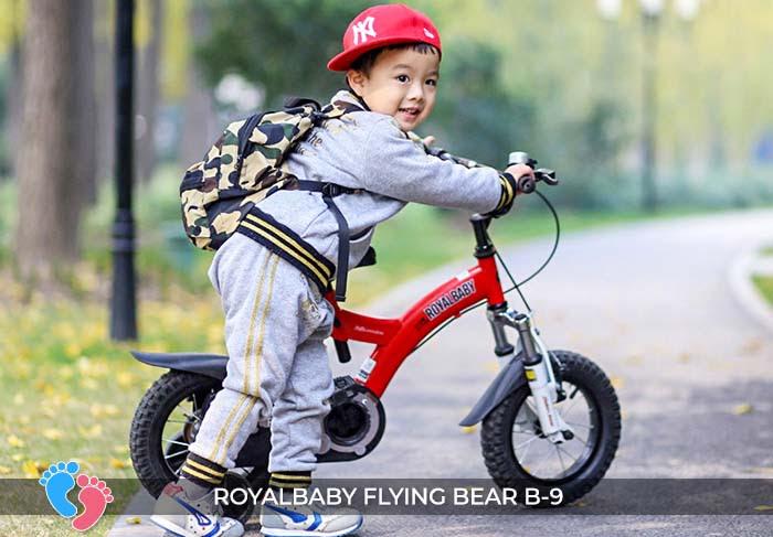 Xe đạp trẻ em Royal Baby Flying Bear b-9 15
