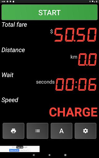 TAXImet - Taximeter 4.3 screenshots 14