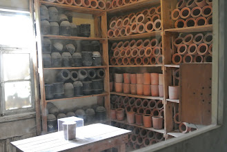 Photo: funeral urn room