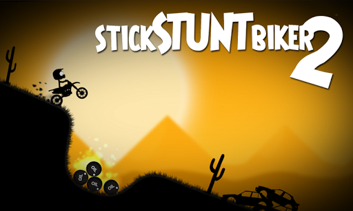 Stick Stunt Biker 2 2.4 screenshots 1