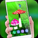 Mushroom Garden Live Wallpaper 3D icon