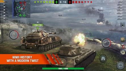 دانلود World of Tanks Blitz MMO