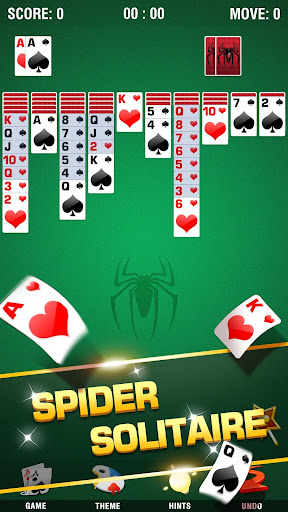 Spider Solitaire 1.0 screenshots 1