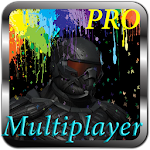 Paintball Wars Pro Multiplayer Icon