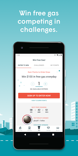 GasBuddy: Find Cheap Gas Prices & Fuel Savings screenshot 4
