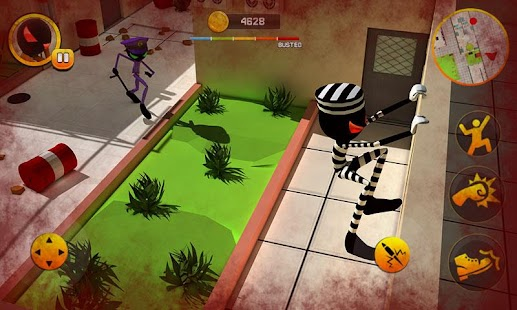 Jailbreak Escape - Stickman's Challenge Screenshot