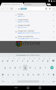 App Chrome Canary (Unstable) APK for Windows Phone