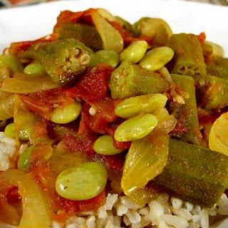 Lima Beans Okra Recipes.