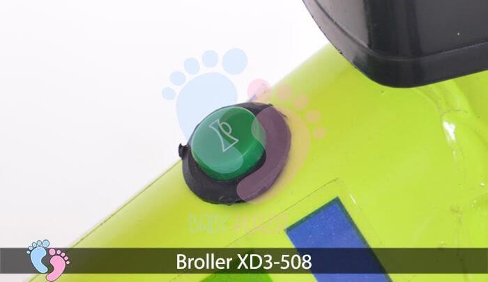 Xe đạp ba bánh cho bé Broller XD3-508 10