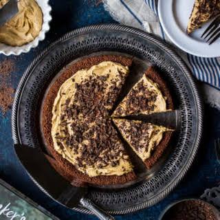 Speculoos Brownie Cake.