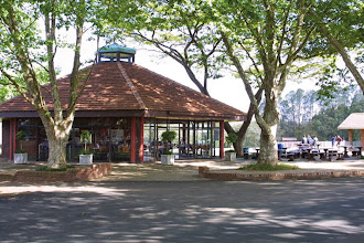 Photo: The Kearsney Coffee Shop located between the Stott Field and AH Smith Oval
