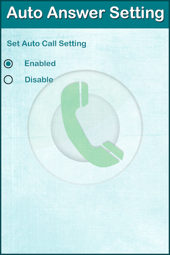 Auto Call Answer for PC