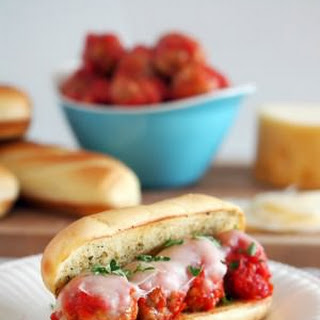 Meatball Hoagie Sandwiches Recipe