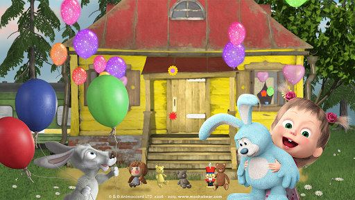 Free games: Masha and the Bear 1.4.2 screenshots 13