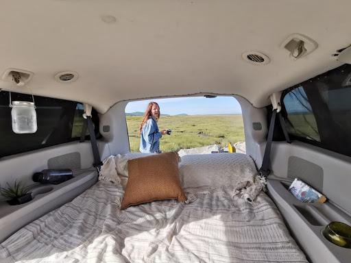 Engouement pour la vanlife: vive la minivan aménagée!