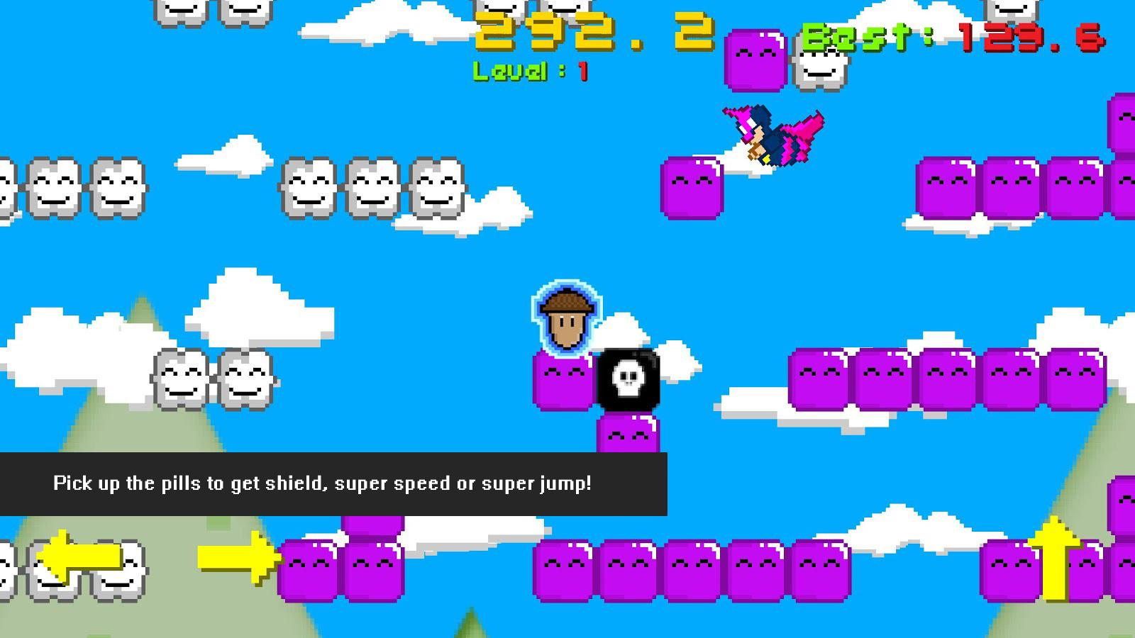 Super Nut Chase- screenshot