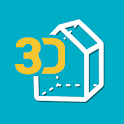 RoomSketcher Live 3D icon