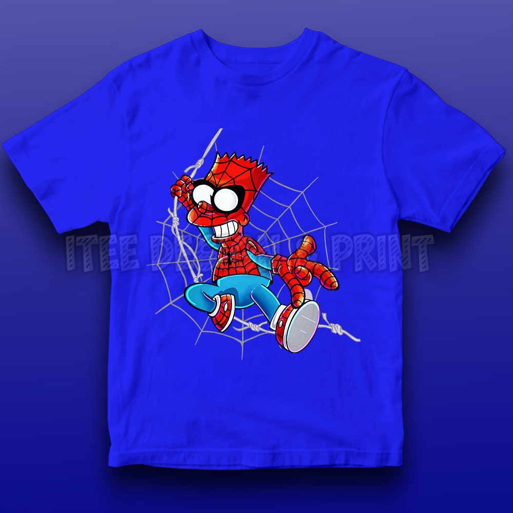 Spiderman The Simpsons 20