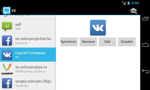 Messenger ++ screenshot 10
