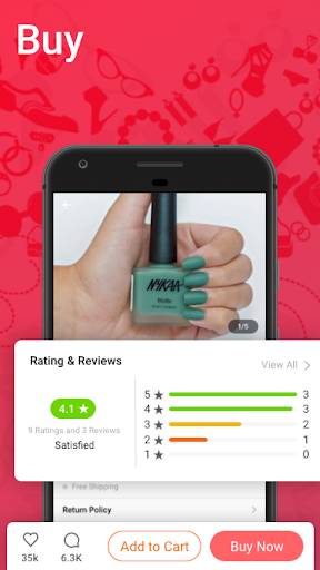 Woovly: Online Social Shopping App for India?? screenshot 4