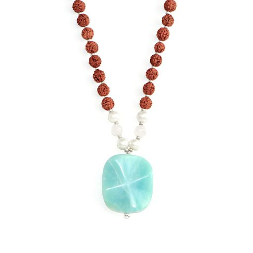 Amazonite Mala Tiny Devotions
