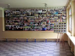 Photo: Dzień przed: wystawy już gotowe,