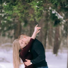 Wedding photographer Arina Sotnikova (id181278408). Photo of 20.02.2018
