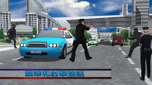 市 警察 汽車 驅動程序
