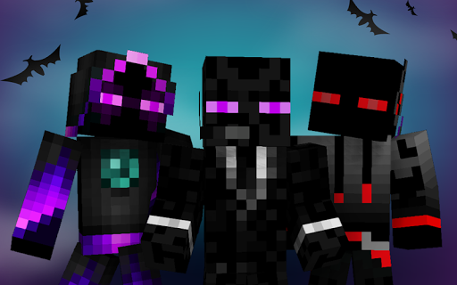 玩免費書籍APP|下載Skins Enderman for Minecraft app不用錢|硬是要APP