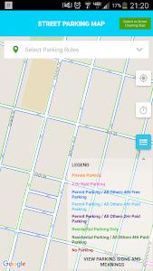 Hoboken Parking Helper (Free) screenshot 1