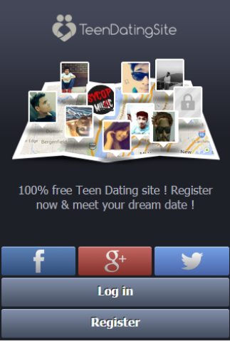 Online dating apps for teens