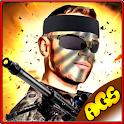 Gun War Battle 3D: Free Games icon