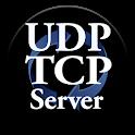 UDP TCP Server - No Ads icon