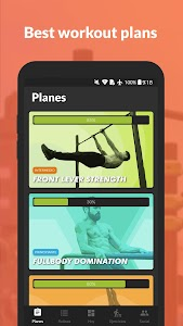 Calisteniapp - Calisthenics & Street Workout 2.1