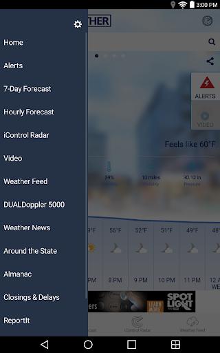 WRAL Weather screenshot 18