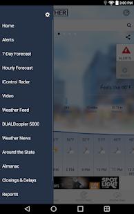 WRAL Weather APK image thumbnail 17