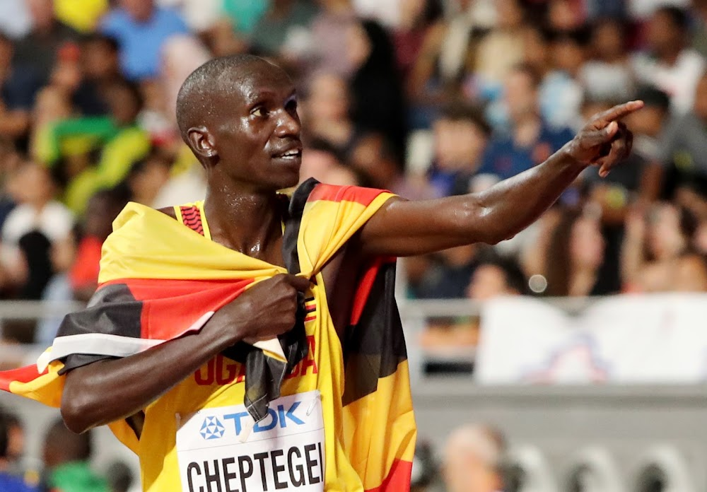 Uganda's Joshua Cheptegei smashes 5km world record