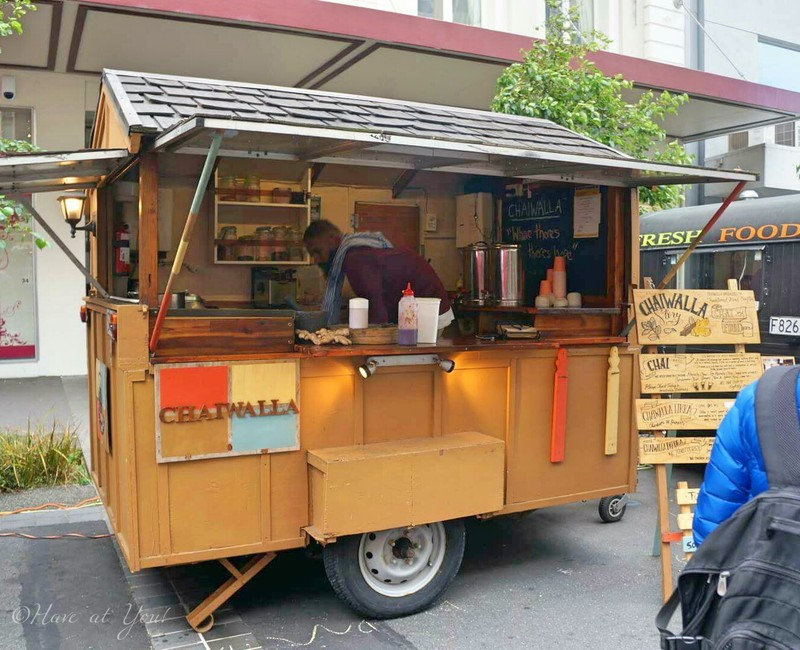 Chaiwalla truck