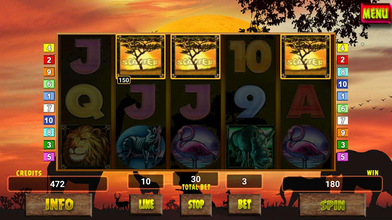 slot 3 friend safari : online casino portal