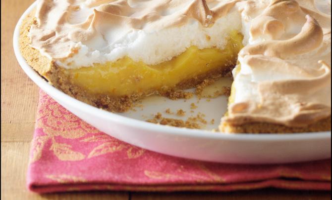 Orange Meringue Pie Recipe | Yummly