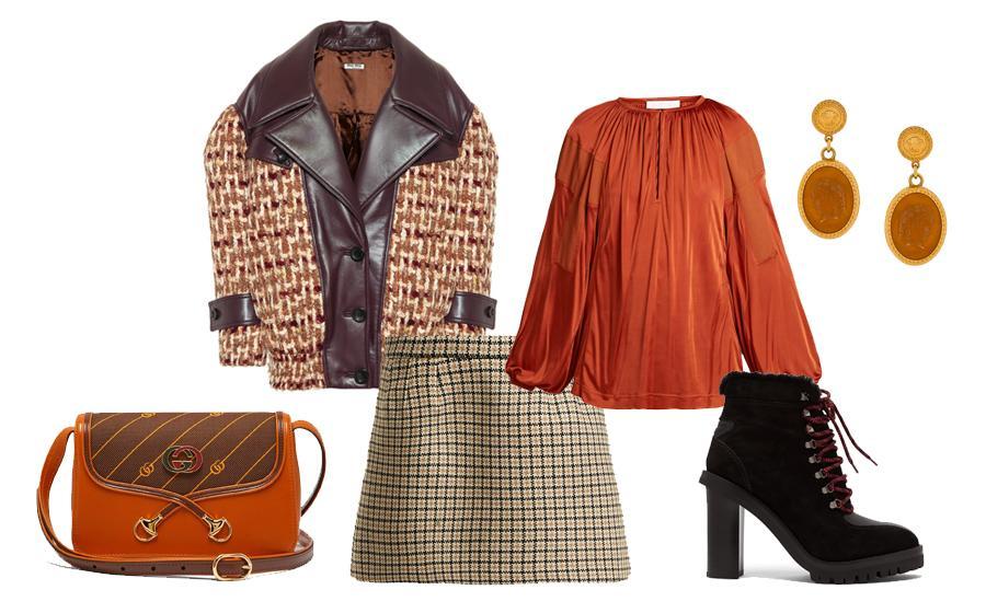 style tweed fall