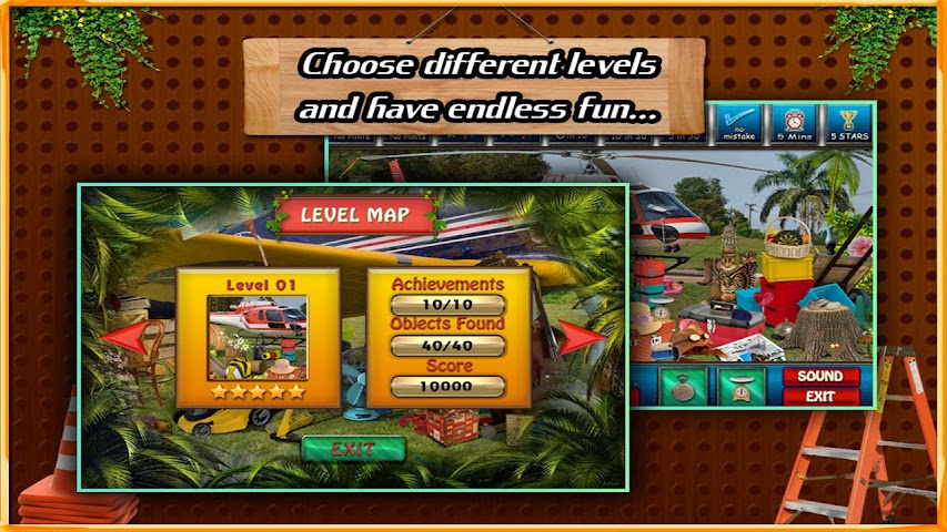 android Helipad New Find Hidden Object Screenshot 3